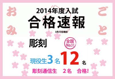 20140313geidaigoukaku.jpg